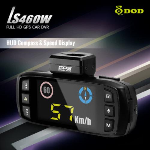 Видеорегистратор DOD LS460W + подарок! Автомобильный видеорегистратор - DOD LS460W - новинка от тайваньской компании DOD. Особенностбю новинки является матрица SONY Exmor CMOS sensor.