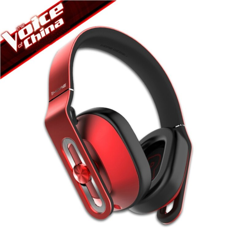 Наушники Xiaomi 1More Headphones Voice of China Red Артикул: 77664