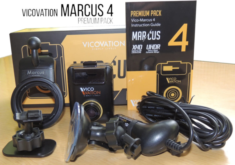Купить комплект Vico Marcus 4 Premium