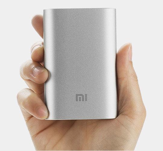 Банк батарей Xiaomi 10000 мАч (Оригинал)