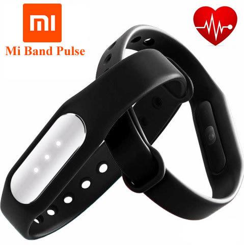 Фитнес браслет Mi Band Pulse (1S) Black