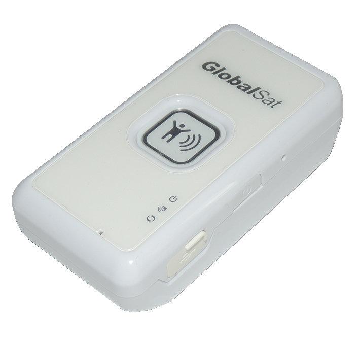 Персональный GPS трекер GlobalSat TR-203B