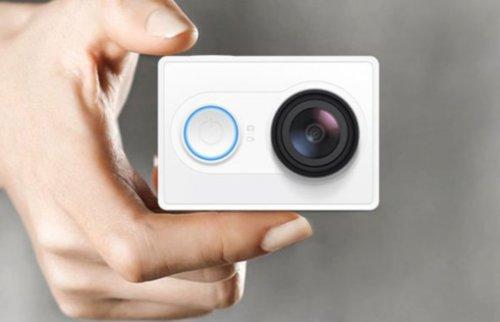 Самая доступная action-камера Xiaomi Yi Самая доступная action-камера Xiaomi Yi